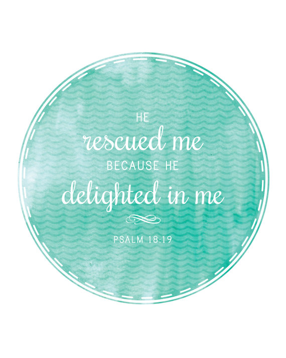 Rescued me